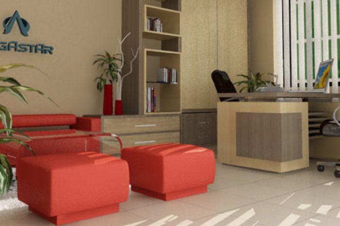 Thiết kế nội thất văn phòng 300m2 Megastar by kiến trúc Doorway, ảnh tiêu biểu