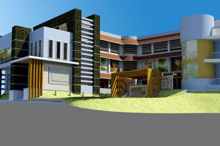 Thiết kế kiến trúc khách sạn Pacific 2ha by Doorway ảnh tiêu biểu