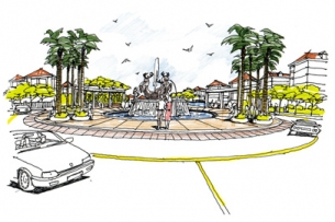 Thiết kế kiến trúc quy hoạch khu vui chơi giải trí tại Hải Dương by kiến trúc Doorway ảnh tiêu biểu