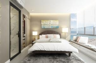 """Những thiết kế nội thất phòng ngủ 25m2 """"đốn tim"""" người nhìn by kiến trúc Doorway ảnh tiêu biểu"""