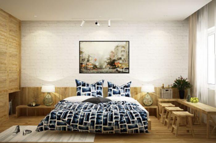 Ghim ngay 15+ thiết kế nội thất phòng ngủ đẹp 10m2, 20m2, 30m2 by kiến trúc Doorway ảnh tiêu biểu