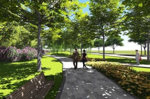Phương án thiết kếnội thất căn hộ 01 tòa HH4 chung cư FLC Garden City by kiến trúc Doorway ảnh tiêu biểu