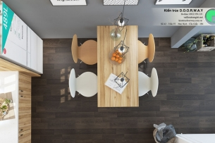 Ảnh tiêu biểu- Điểm danh 9 mẫu bàn ăn cho phòng bếp nhỏ đẹp 2020