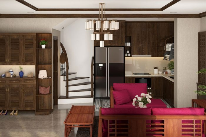 Anhtieubieu- Top 7 mẫu thiết kế tủ giày đẹp cho nhà phố, chung cư
