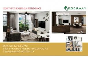 Ảnh tiêu biểu- Gợi ý thiết kế nội thất căn 127m2 Bohemia Residence