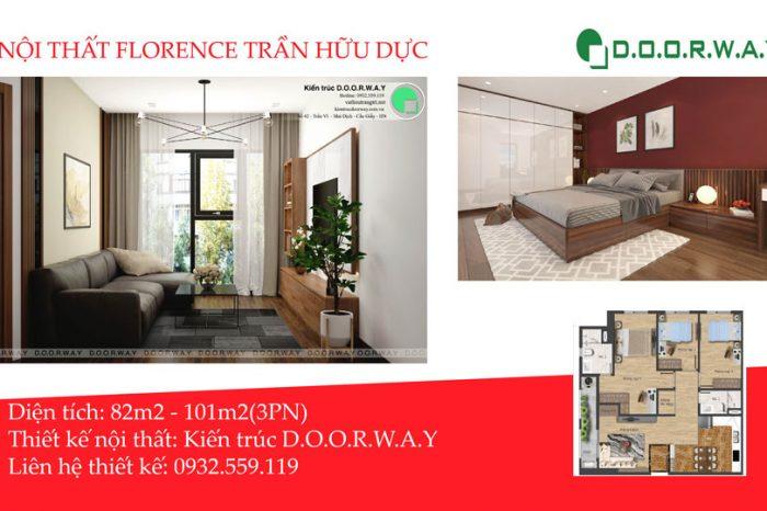 Ảnh tiêu biểu- Thiết kế nội thất căn 3 phòng ngủ Florence - Hiện đại