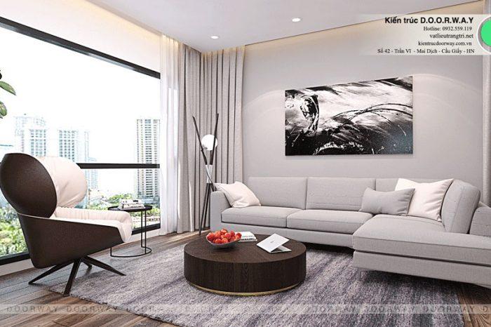 Ảnh tiêu biểu- Mẫu nội thất căn 3 phòng ngủ Luxury Park View đẹp độc đáo