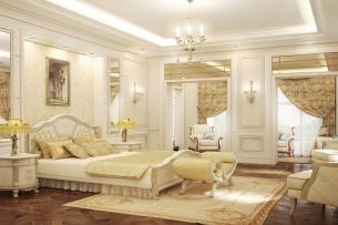 Ảnh tiêu biểu- [Tư vấn] Mẫu thiết kế nội thất phòng ngủ phong cách tân cổ điển