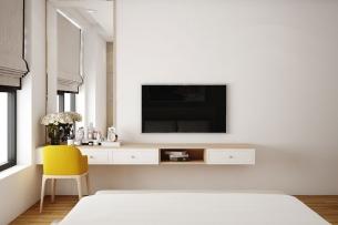 Ảnh tiêu biểu- Mách bạn cách thiết kế căn hộ cho thuê 30m2 cho vợ chồng son