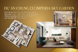Ảnh tiêu biểu- Gợi ý thiết kế chung cư Imperia Sky Garden 423 Minh Khai