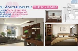 Anhtieubieu - Khám phá mặt bằng thiết kế chung cư The K Park Văn Phú - Hà Đông