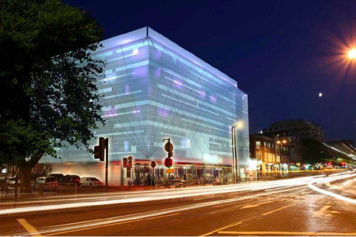 Ảnh tiêu biểu - 10 Mẫu thiết kế khách sạn 7 tầng đẹp hiện đại, tân cổ điển,...
