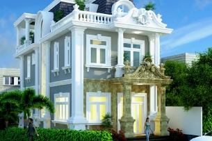 Ảnh tiêu biểu- Điểm danh 6 mẫu thiết kế nhà 7x15m đẹp hút hồn