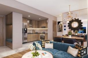 Ảnh tiêu biểu- Những mẹo thiết kế nội thất chung cư 2 phòng ngủ không thể bỏ qua