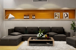 Ảnh tiêu biểu- 6 mẹo thiết kế nội thất phòng khách biệt thự diện tích nhỏ