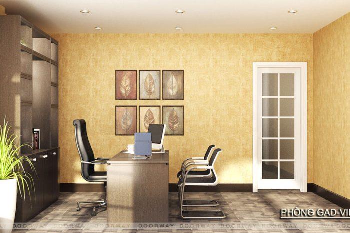 Ảnh tiêu biểu- Top 7 mẫu thiết kế nội thất văn phòng giám đốc đẹp hiện đại