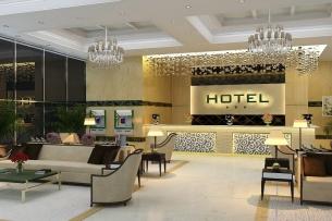 Ảnh tiêu biểu- Những mẫu thiết kế quầy lễ tân khách sạn ấn tượng
