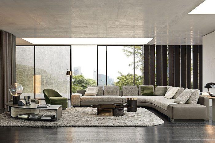 Anhtieubieu- 12 mẫu thiết kế và thi công phòng khách đẹp hiện đại