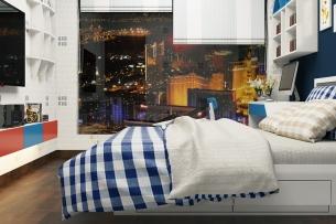 Ảnh tiêu biểu- 4 cách trang trí phòng ngủ đẹp cho bé trai với tông màu xanh