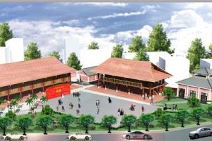 Thiết kế nhà hàng kiểu nhà sàn 4000m2 by kiến trúc Doorway góc 02