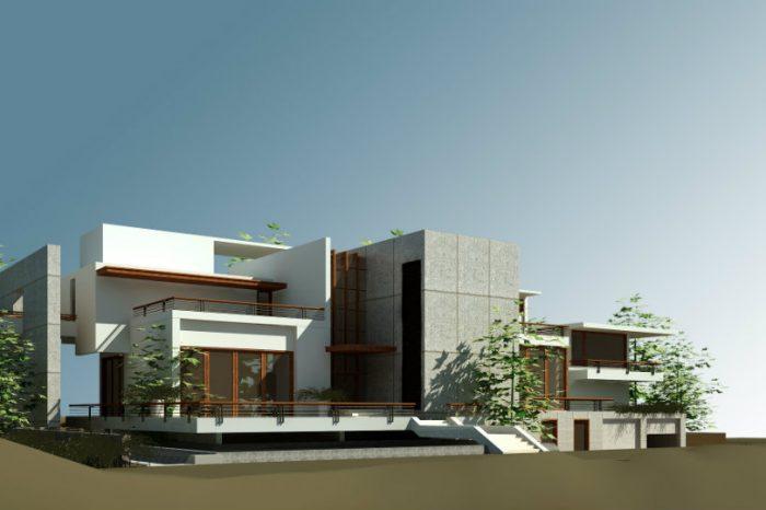 Ảnh tiêu biểu- Ấn tượng khó phai với mẫu thiết kế biệt thự 3 tầng hiện đại