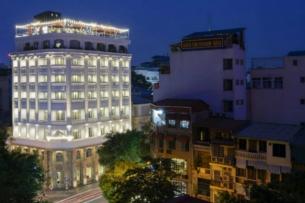 Ảnh tiêu biểu- Cập nhật những mẫu thiết kế khách sạn kiểu Pháp đẹp độc đáo