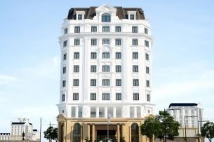 ảnh tiêu biểu - thiết kế khách sạn tân cổ điển