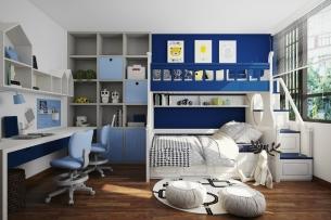 Ảnh tiêu biểu- 5 nguyên tắc thiết kế nội thất phòng ngủ cho trẻ em