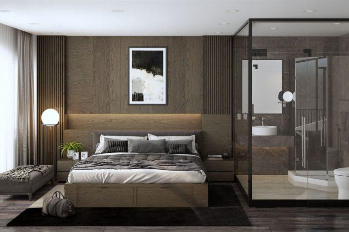 ảnh tiêu biểu - thiết kế phòng ngủ đẹp sang trọng