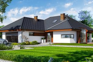 Ảnh tiêu biểu- Những mẫu thiết kế biệt thự nhà vườn ở nông thôn đẹp